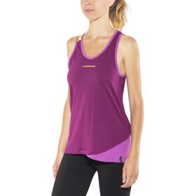 La Sportiva Dihedral - Camisa sin mangas Mujer - rosa